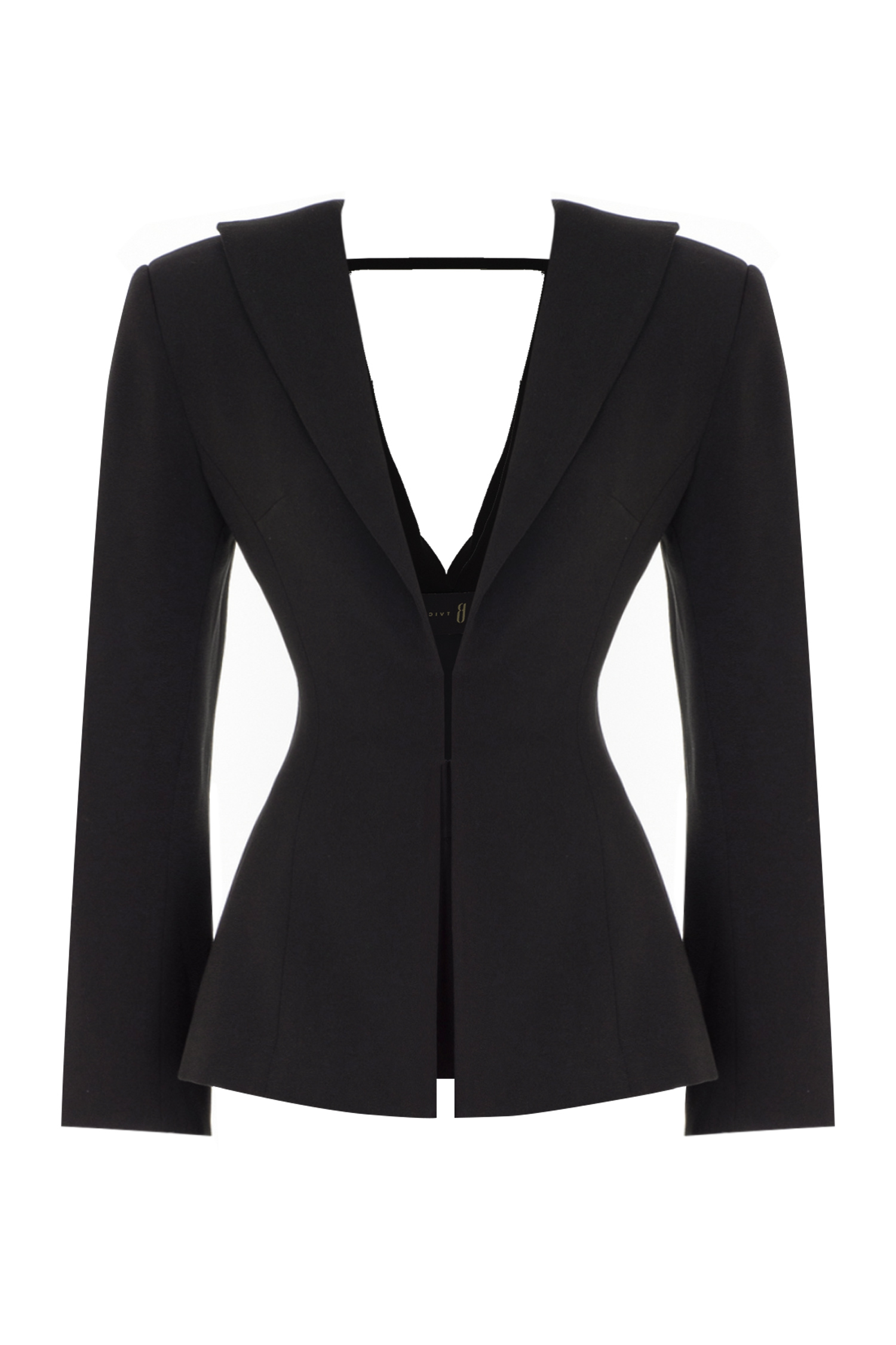 blazer, black suit