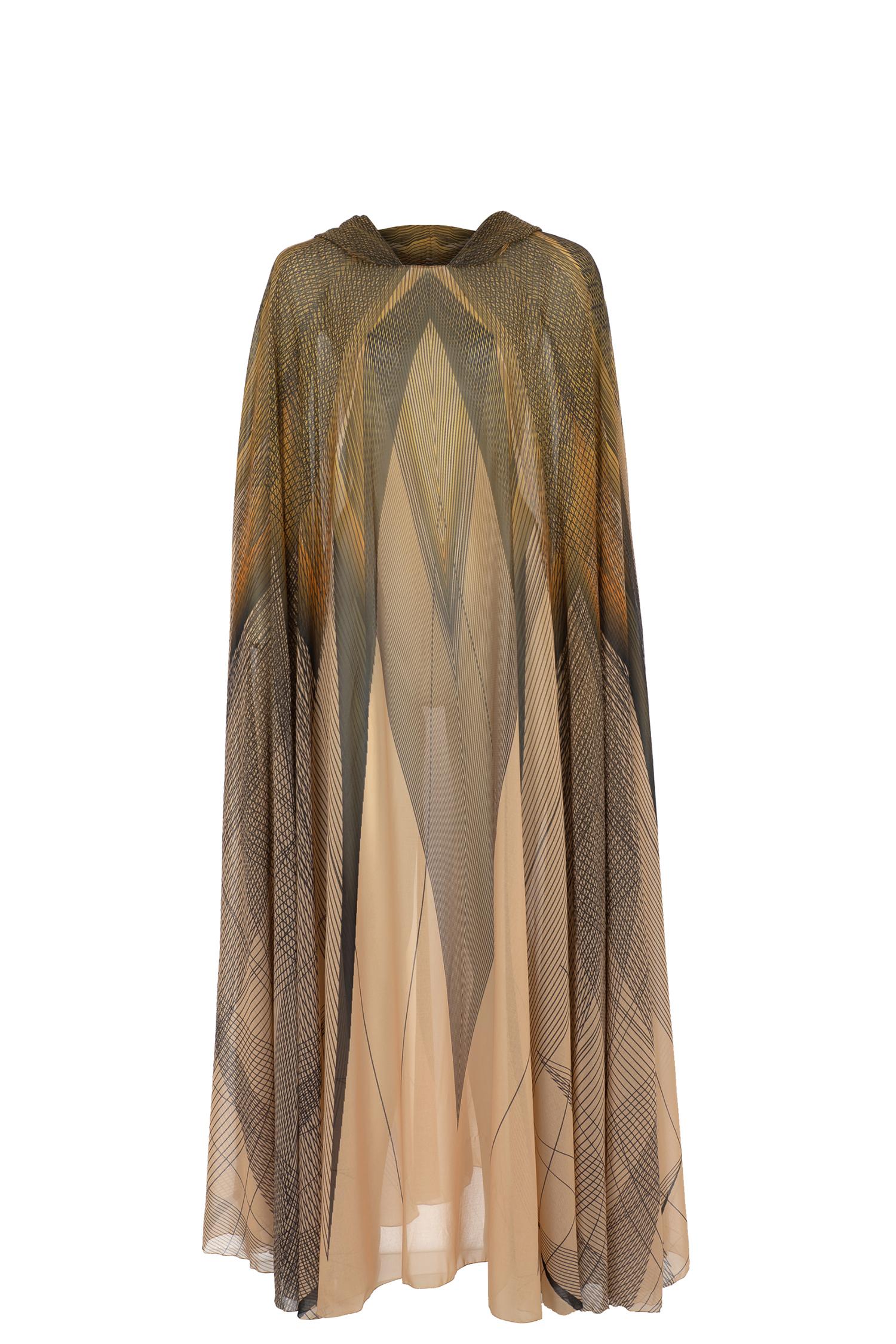 abaya, cape