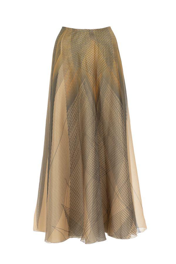 skirt, orion, print