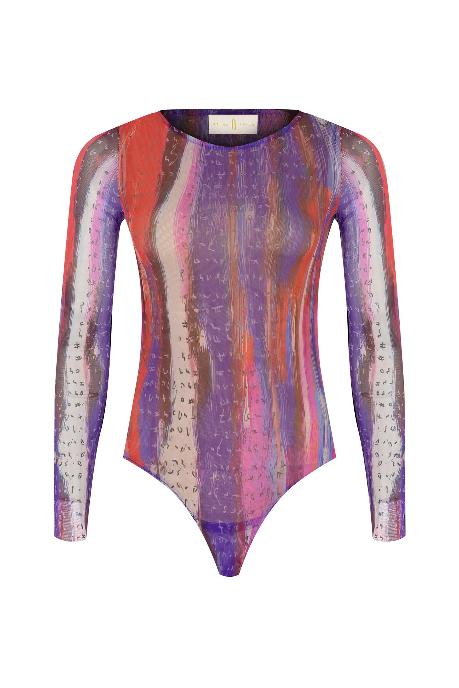 bosančica, bodysuit, print