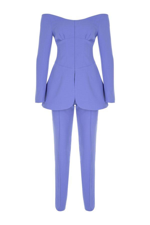 suit, ss21, crepe