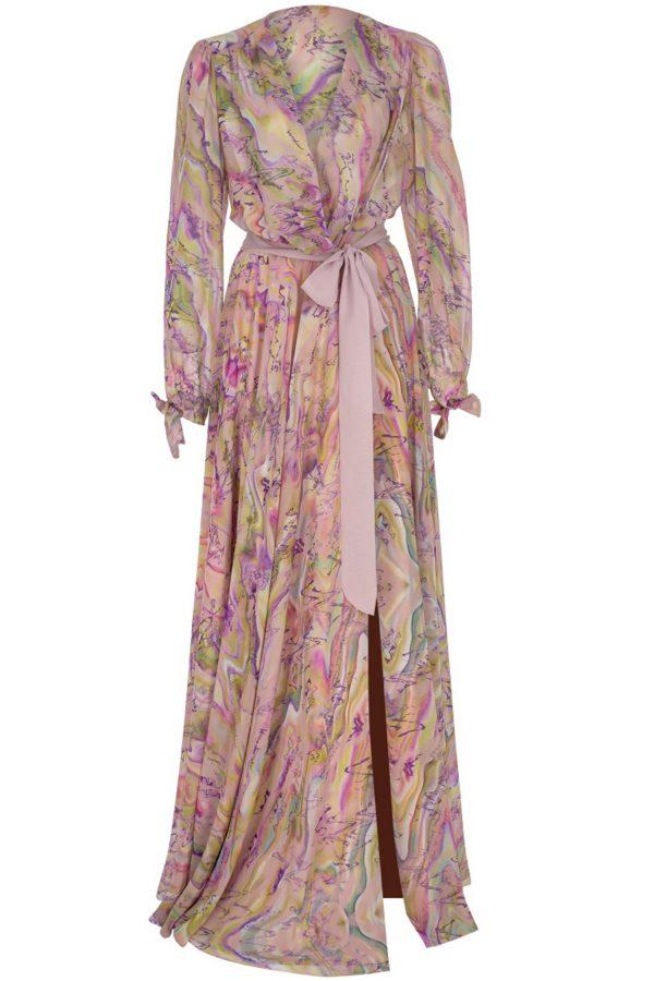 dress, print, ss21