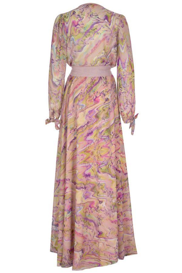 dress, maxidress, print, ss 21