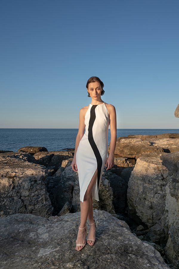 dress, white dress, ss 21