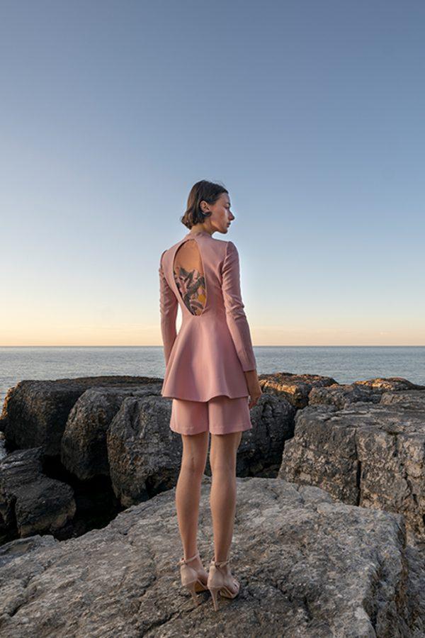 bodysuit, ss21, print, shorts