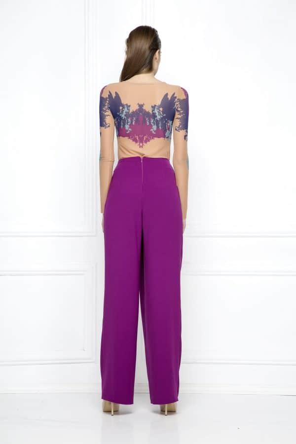 bodysuit, tattoo, print