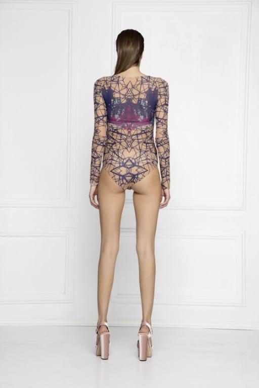 bodysuit, print